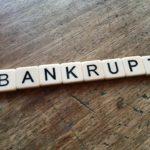 世界的にリスクオフで株価大暴落〜つぶれる会社の前兆とは